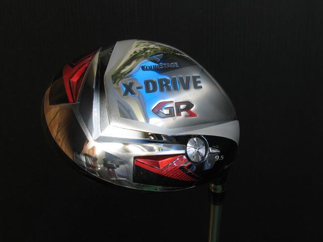 ブリヂストン ツアーステージ X-DRIVE GR 2010年モデル ドライバー - ジーワンゴルフ