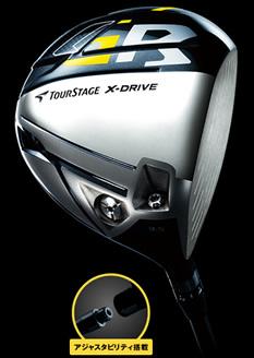 ブリヂストン ツアーステージ X-DRIVE GR 2014年モデル ドライバー - ジーワンゴルフ
